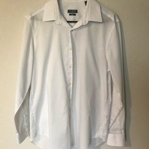 Button down van heusen shirt